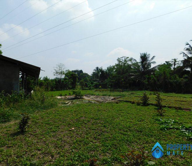 Land for sale in Boralesgamuwa propertymate.lk