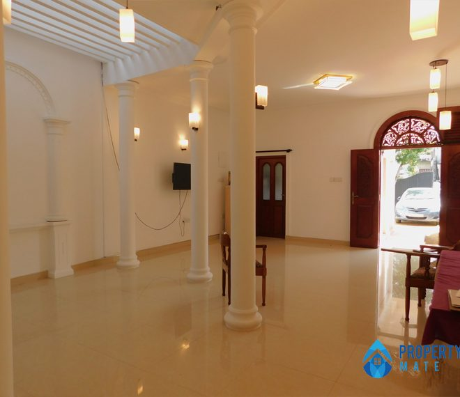 Propertymate.lk House for rent in Nawala 5