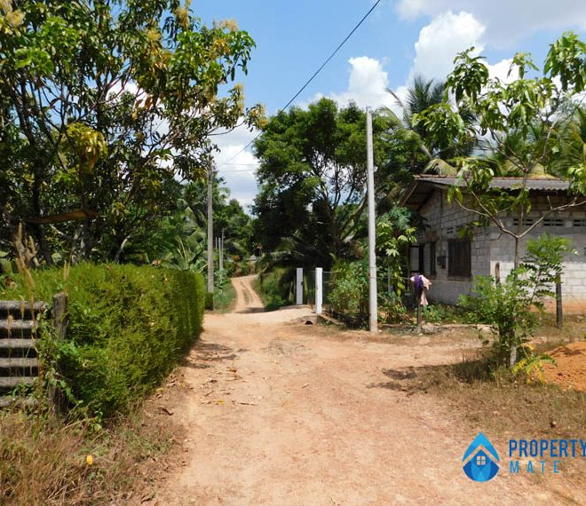 Land for sale in Homagama propertymate.lk 1