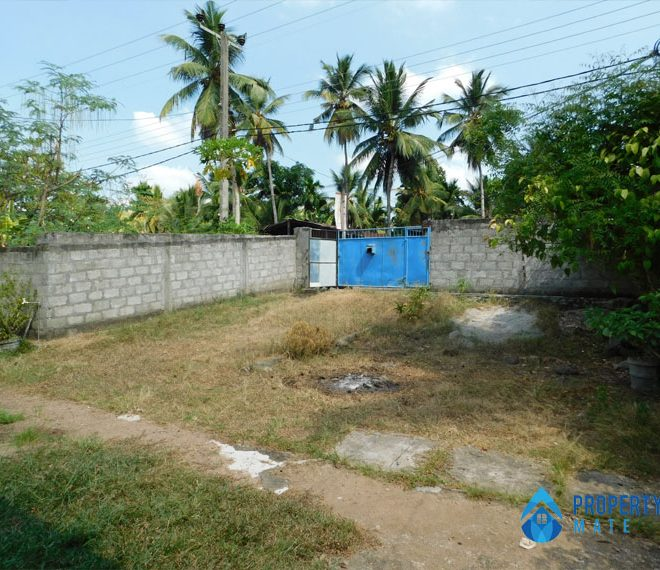 Land for sale in Malabe pothuarawa propertymate