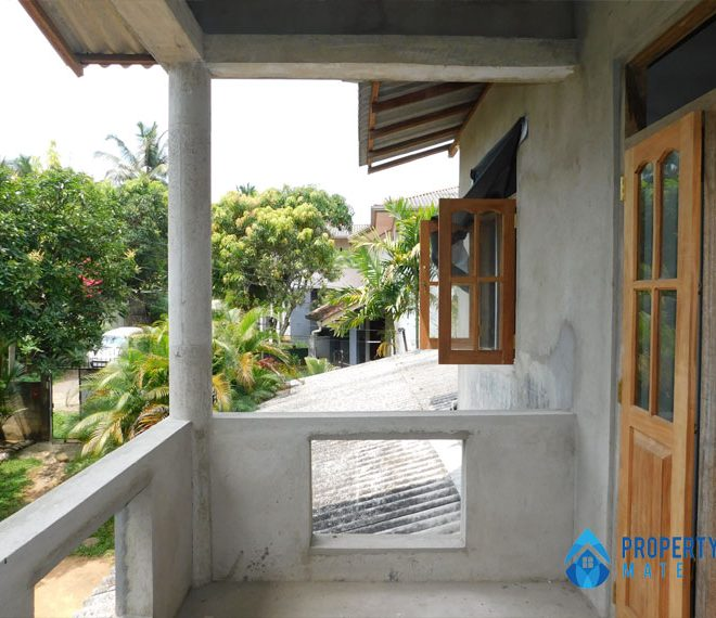 Paddy field facing upstairs for rent in Kottawa 2