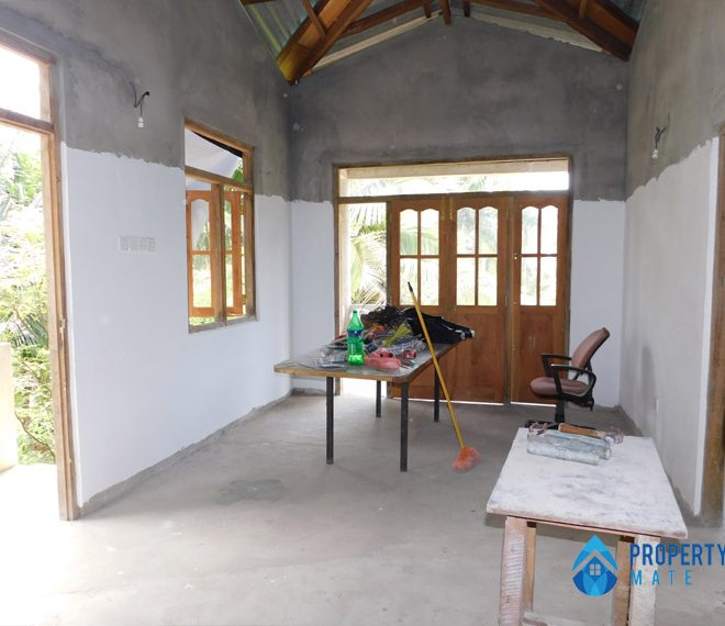 Paddy field facing upstairs for rent in Kottawa 3