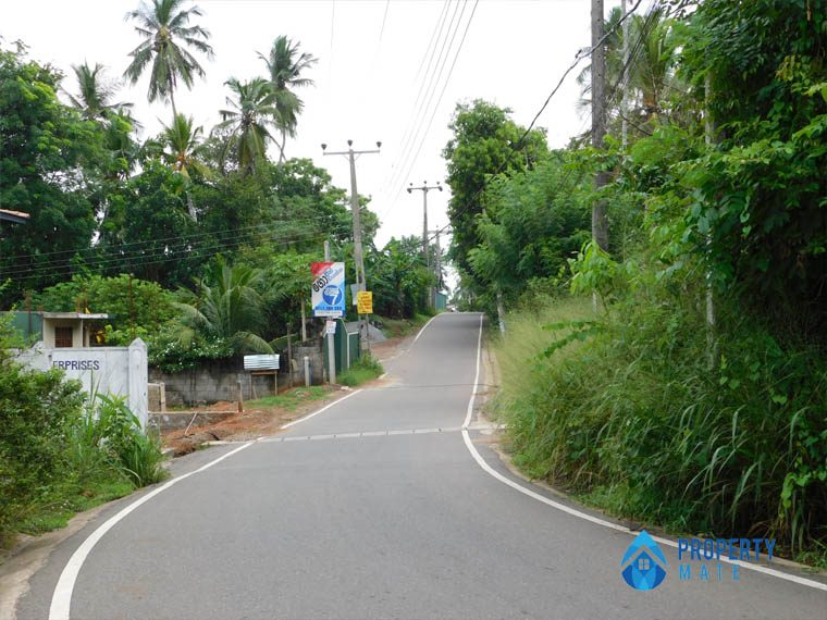Land for sale in Hokandara