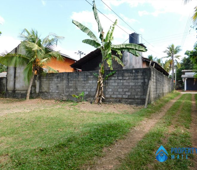 Land for sale in Kottawa closed to High way entrance