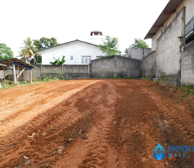 Land for sale in Malabe City limit 1