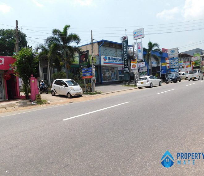 Land for sale in Malabe City limit