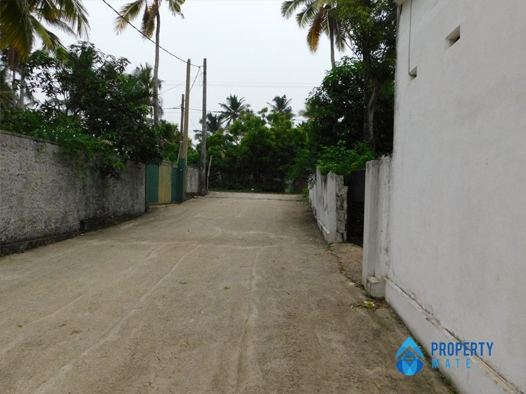Annex for rent in Rathmala Station road 1
