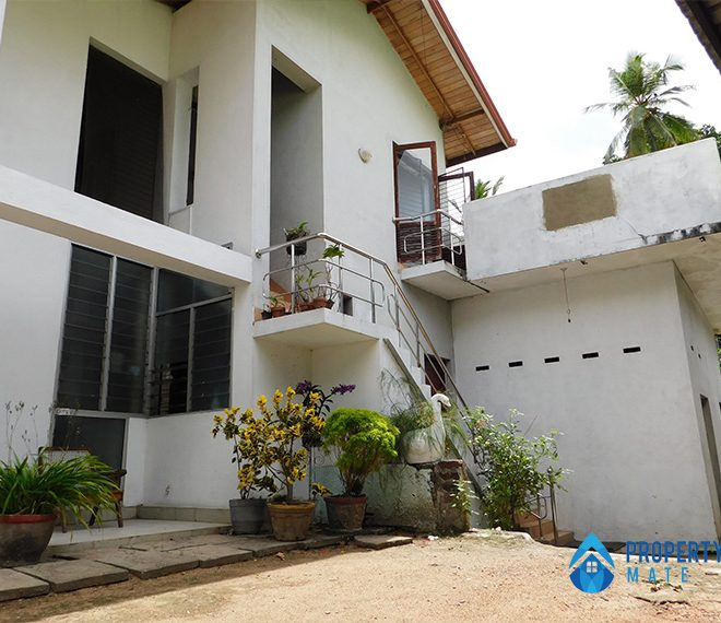 Annex house for rent in Bokundara