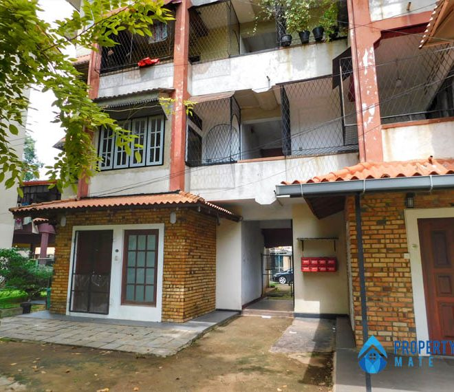 Apartment for rent in Manning Town Colombo 08