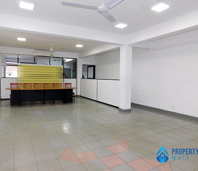 Commercial Building for Rent in Rajagiriya facing to Kotte Road 7