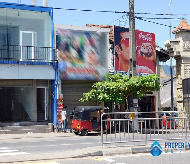 Commercial building for sale in Peliyagoda