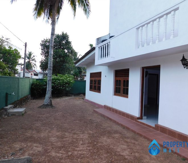Ground floor for rent in Maharagama Gammana road
