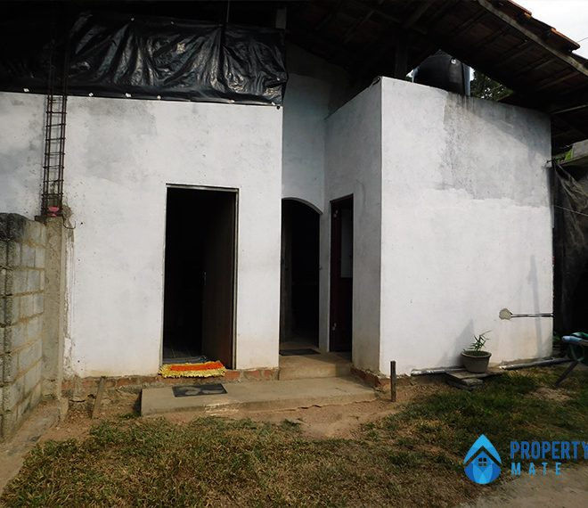 Half Build House for Sale in Gelanigama