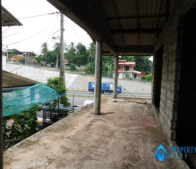 Half build two storey house for sale in Ragama 5