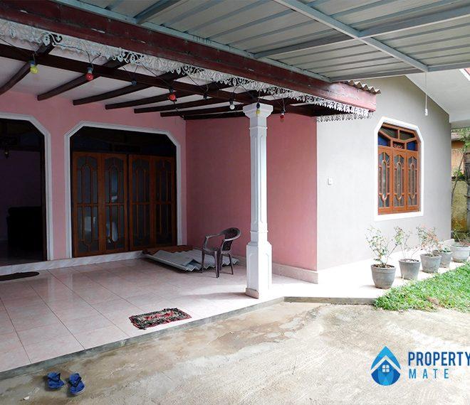 House for sale in Angulana Moratuwa 1