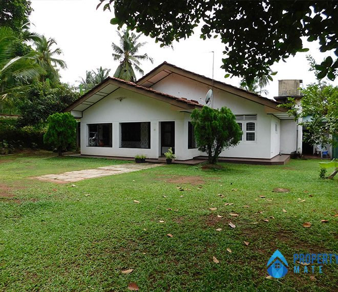 House for sale in Ragama with Annex