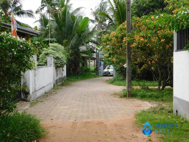 Land for Sale in Gothatuwa close to New town 1