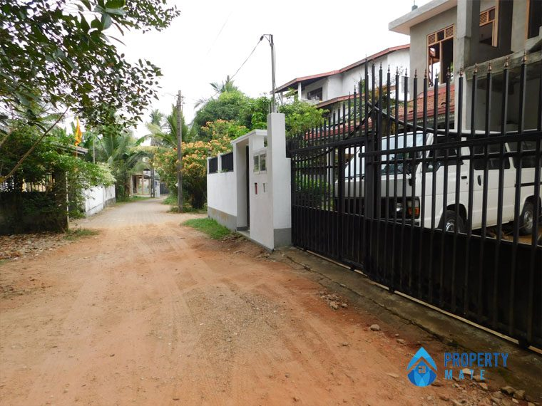 Land for Sale in Gothatuwa close to New town 5