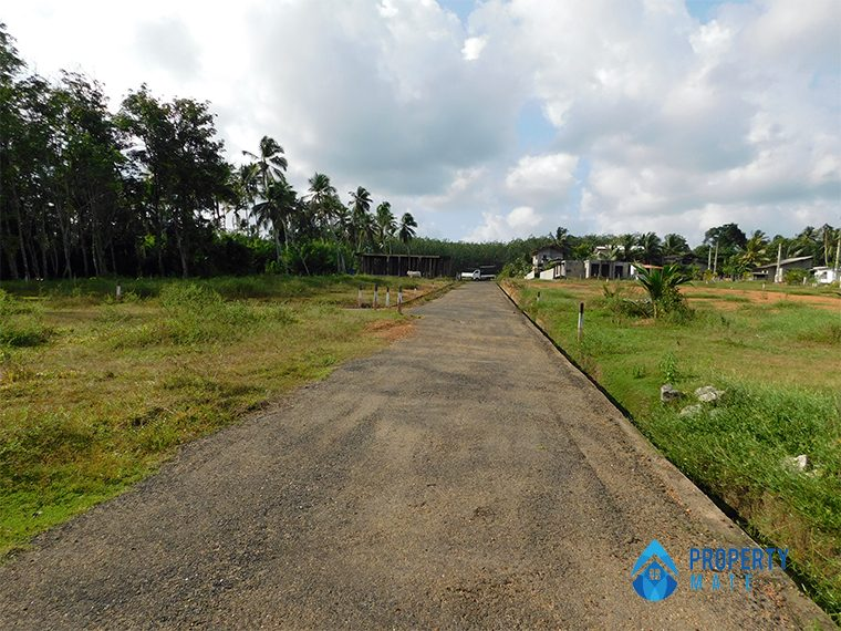 Land for sale in Horana 5