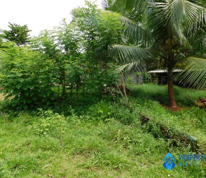 Land for sale in Kahathuduwa Pragathi mawatha 1