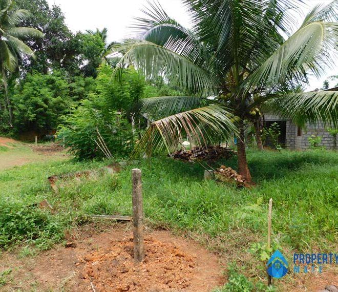 Land for sale in Kahathuduwa Pragathi mawatha 2