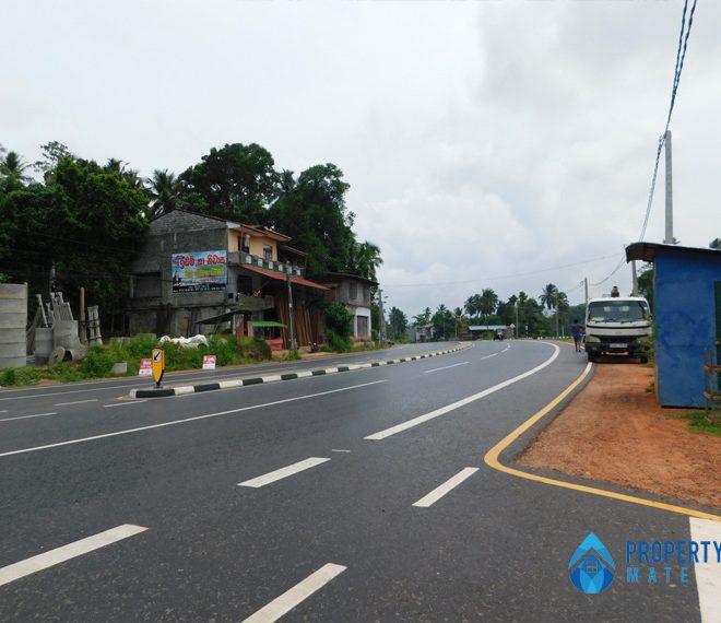 Land for sale in Kahathuduwa Pragathi mawatha 4