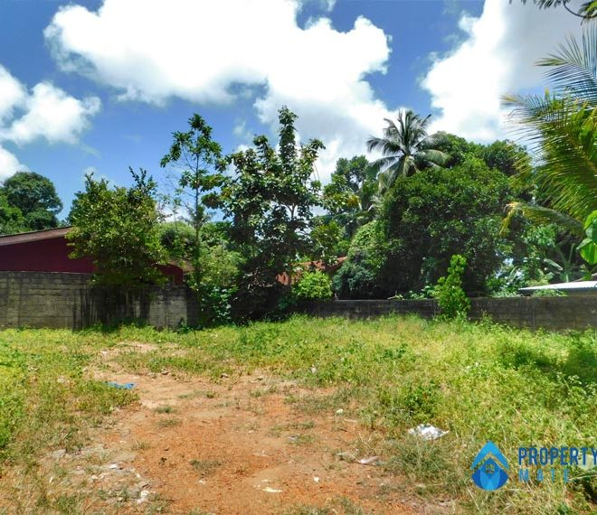 Land for sale in Madiwela close Pitakotte Thalawathugoda main road 3