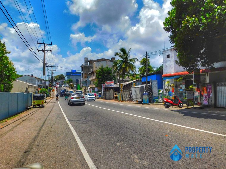 Land for sale in Madiwela close Pitakotte Thalawathugoda main road 5