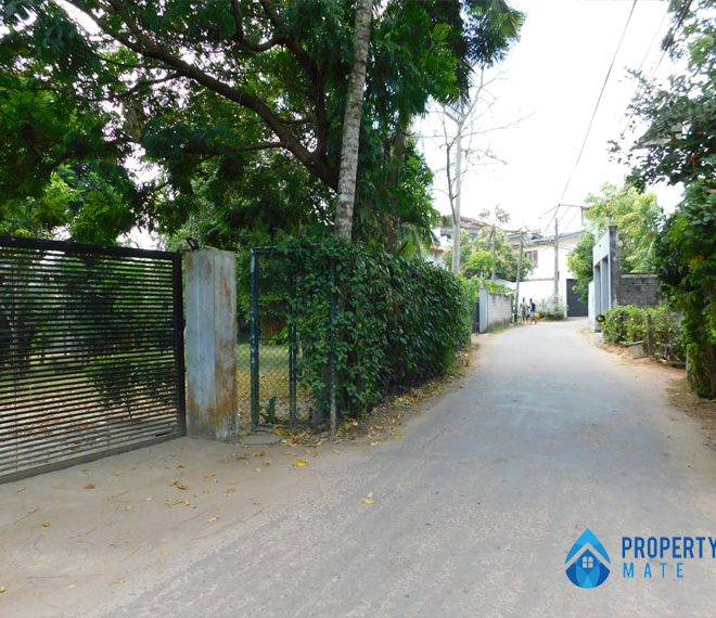 Land for sale in Malabe close CINEC campus 02