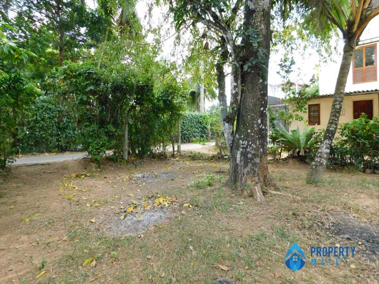 Land for sale in Malabe close CINEC campus