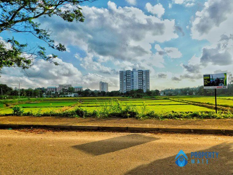 Land for sale in Malabe close to Chandrika Kumarathunga Mawatha 3