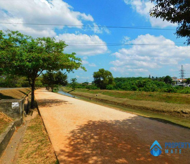 Land for sale in Malabe close to Chandrika Kumarathunga Mawatha 4