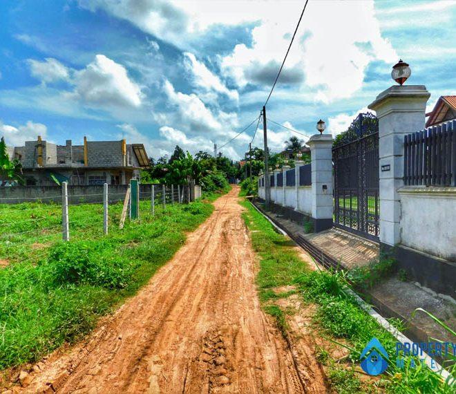 Land for sale in Minuwangoda close Colombo Kurunegala main road 2