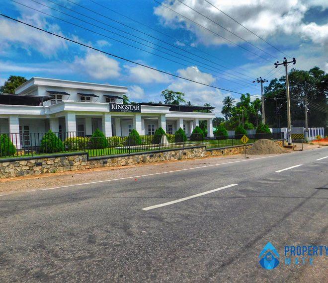 Land for sale in Minuwangoda close Colombo Kurunegala main road 4