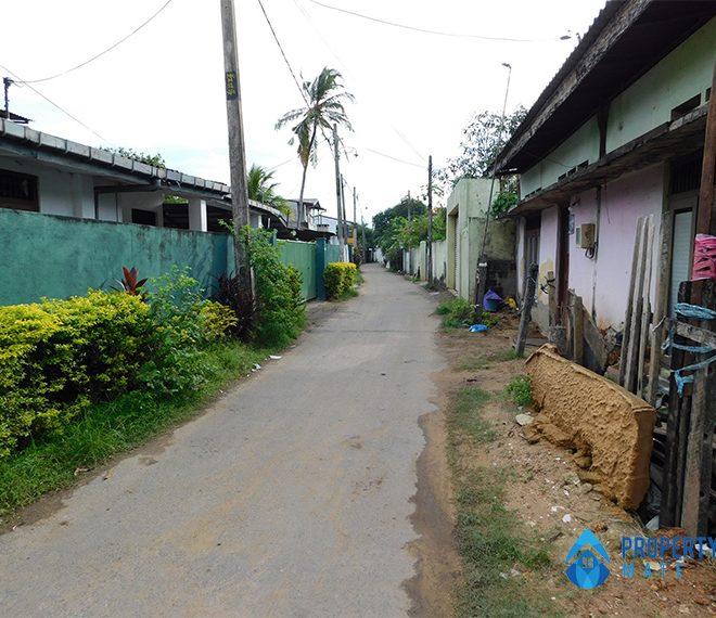 Land for sale in Moratuwa Koralawella 4
