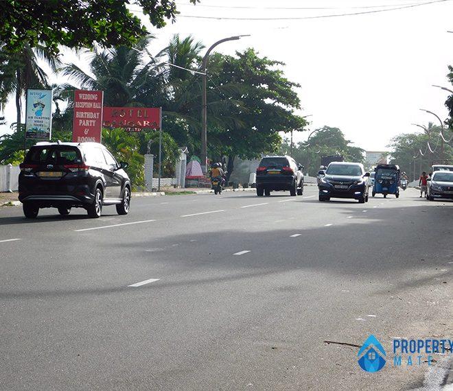 Land for sale in Panadura facing main road 4