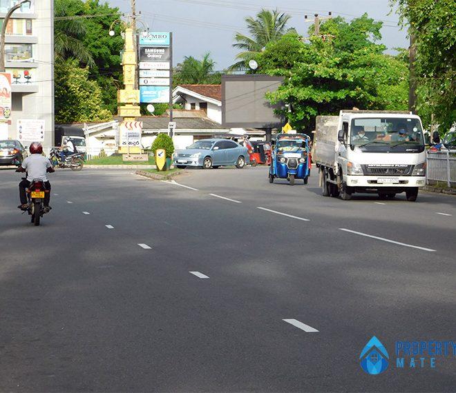 Land for sale in Panadura facing main road 5