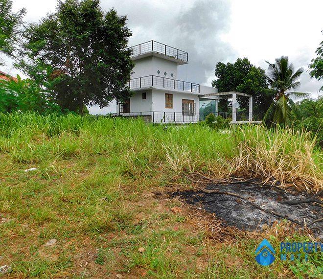 Land for sale in Piliyandala Siddamulla 1