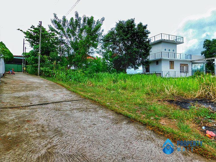 Land for sale in Piliyandala Siddamulla 4
