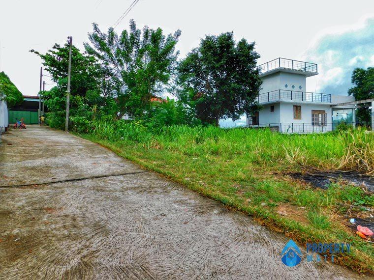Land for sale in Piliyandala Siddamulla