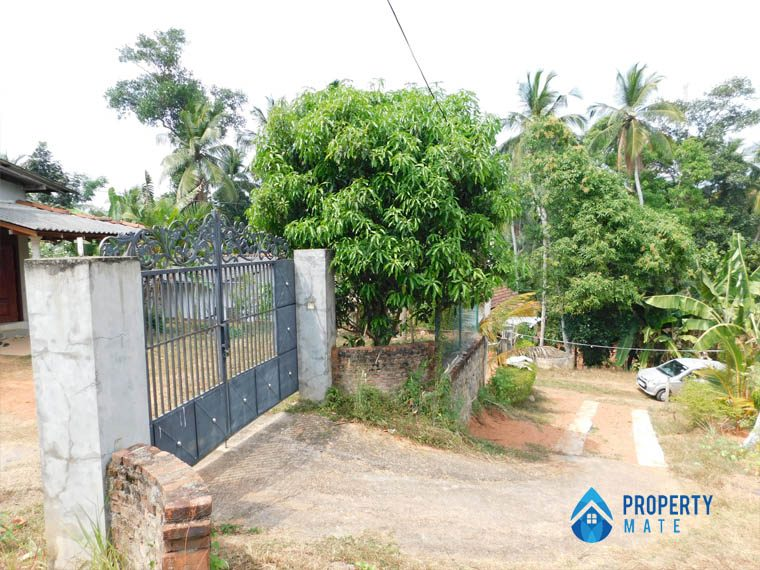 Land for sale in Udugampola Gampaha 01
