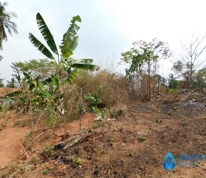 Land for sale in Udugampola Gampaha 02