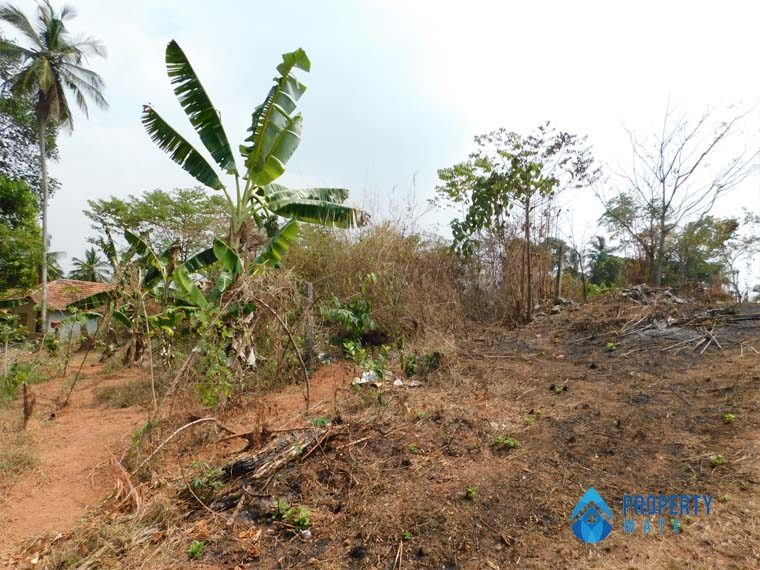 Land for sale in Udugampola Gampaha 02