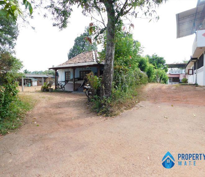Paddy field facing Land for sale in Hokandara 1