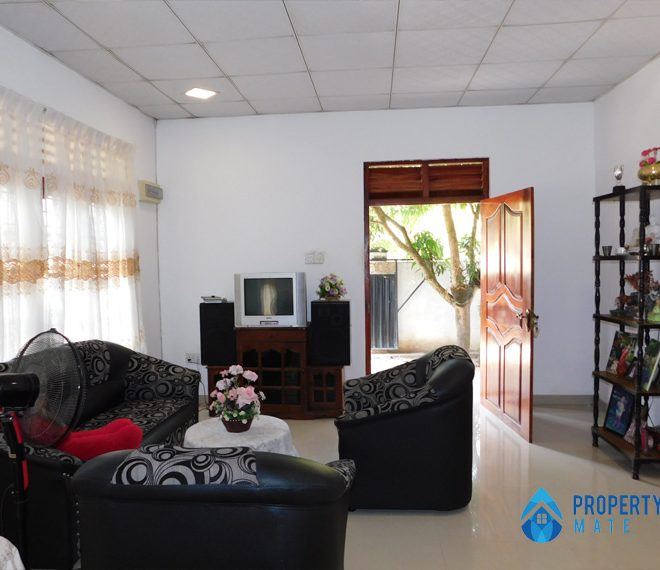 Paddy field view house for sale in Minuwangoda 01