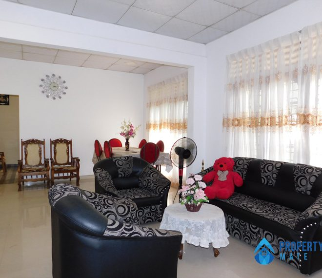 Paddy field view house for sale in Minuwangoda 02