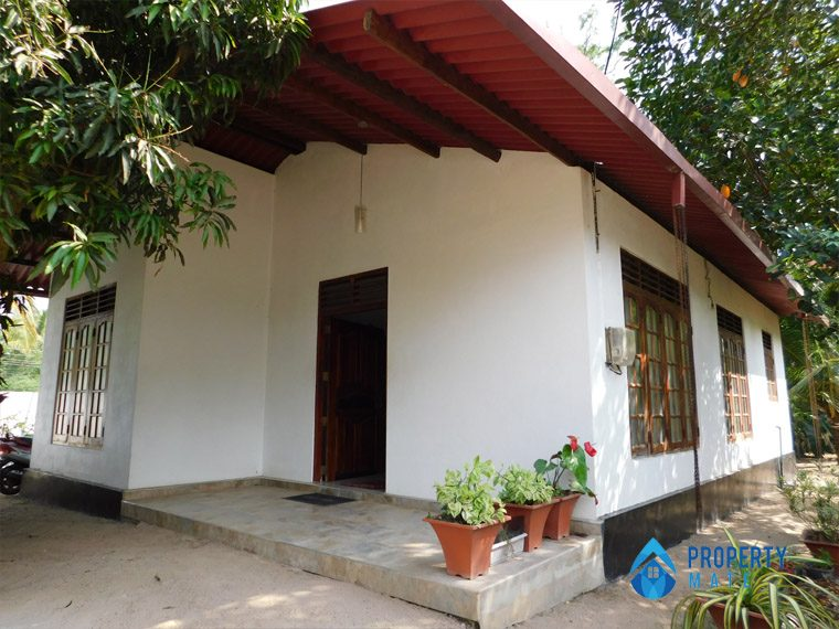 Paddy field view house for sale in Minuwangoda