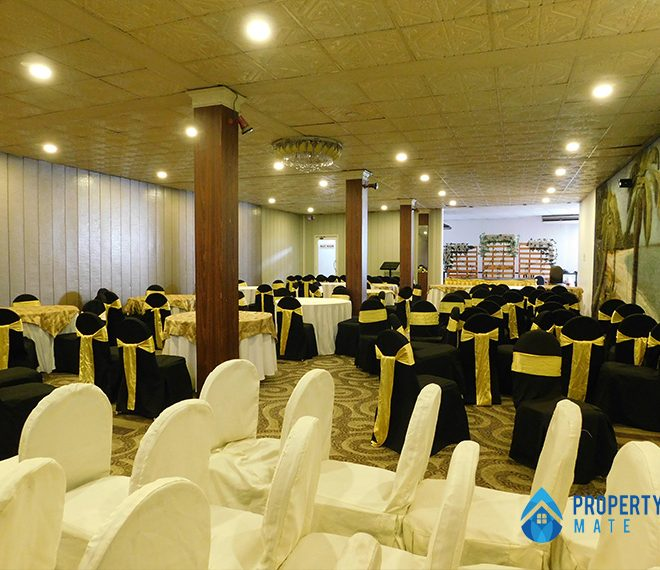 Reception hall for rent in Kadawatha facing main road 1