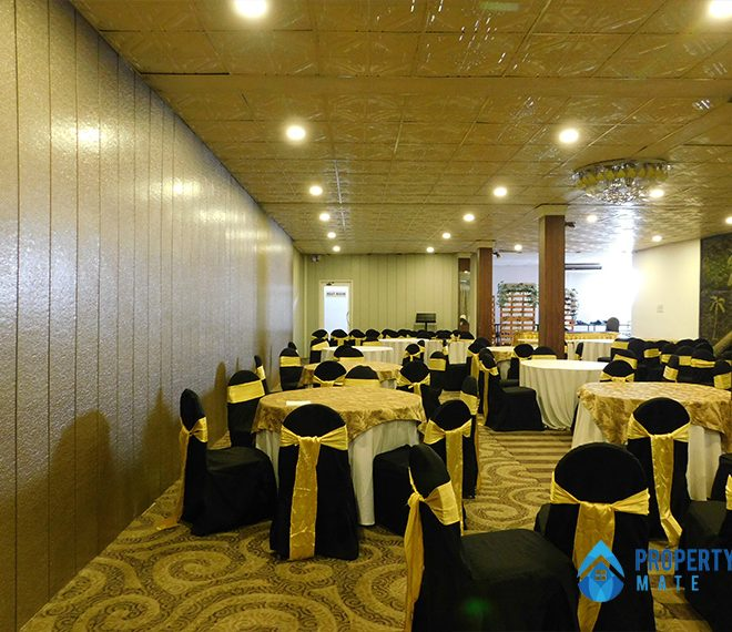 Reception hall for rent in Kadawatha facing main road 2