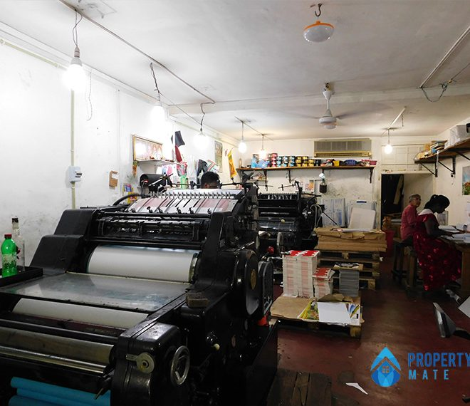 Shop for rent in Maradana Jayantha Weerasekara Mawatha 3
